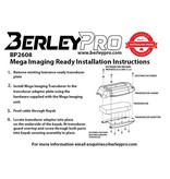 BerleyPro Humminbird Mega Transducer Mount