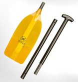 Werner Paddles Bandit Fiberglass Straight Standard Paddle