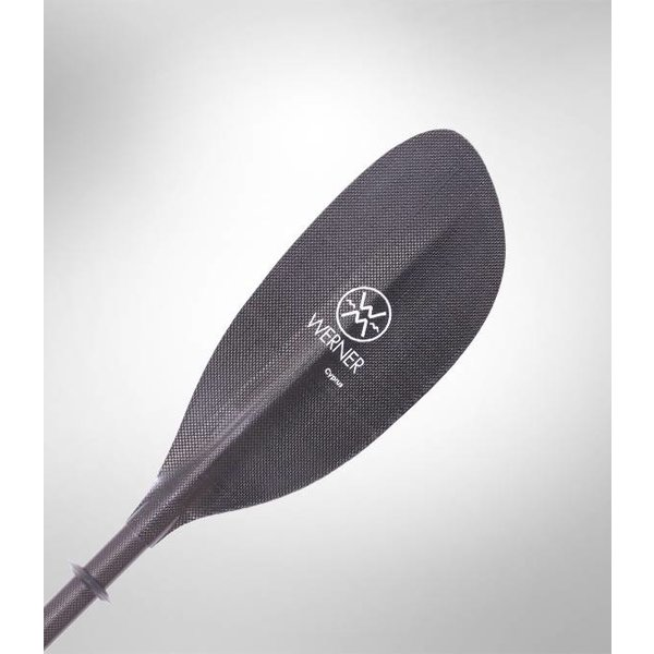 Cyprus Bent Shaft Carbon Paddle
