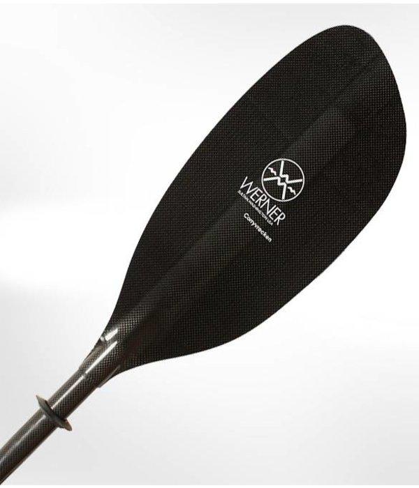 Werner Paddles Corryvreckan Carbon Paddle