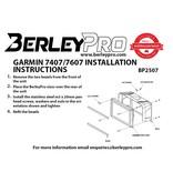 BerleyPro Garmin 7407/7607 Visor