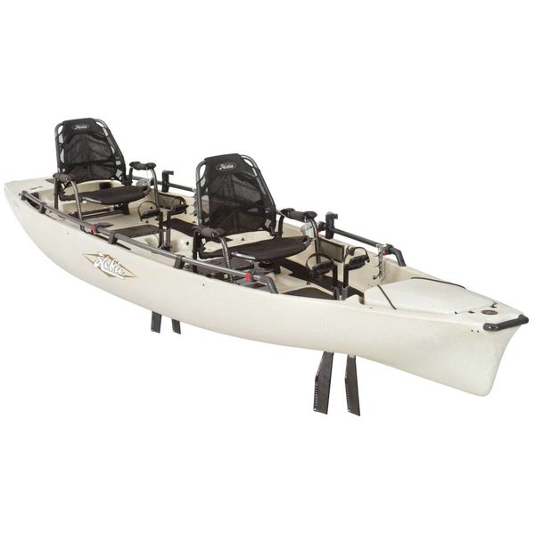 (Prior Year Model) 2018 Mirage Pro Angler 17 Tandem (PA 17T)