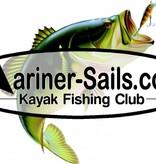 Mariner Sails Kayak Fishing Club Membership 2018