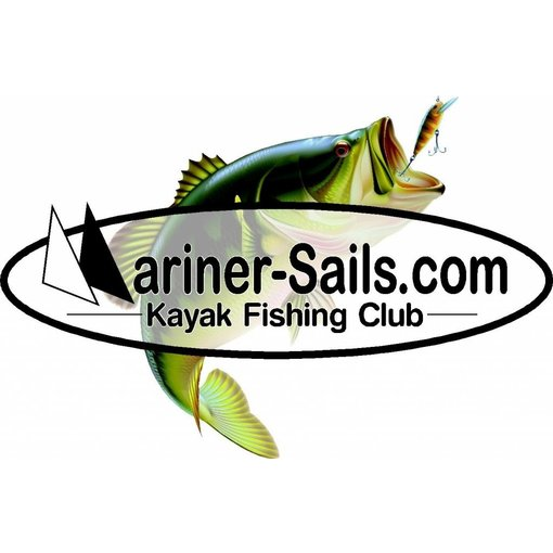 Mariner Sails Kayak Fishing Club Membership 2018