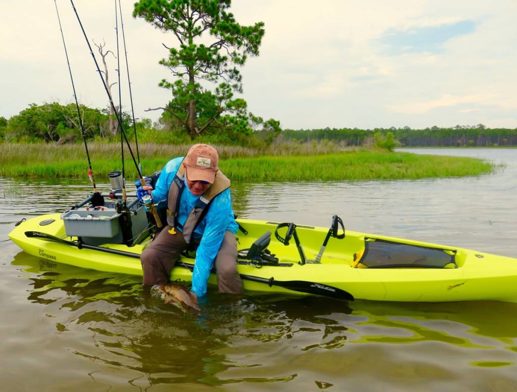 On The Water With New Hobie Mirage Compass