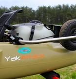 Boonedox Landing Gear w/ Tuff Tires (Hobie Outback)