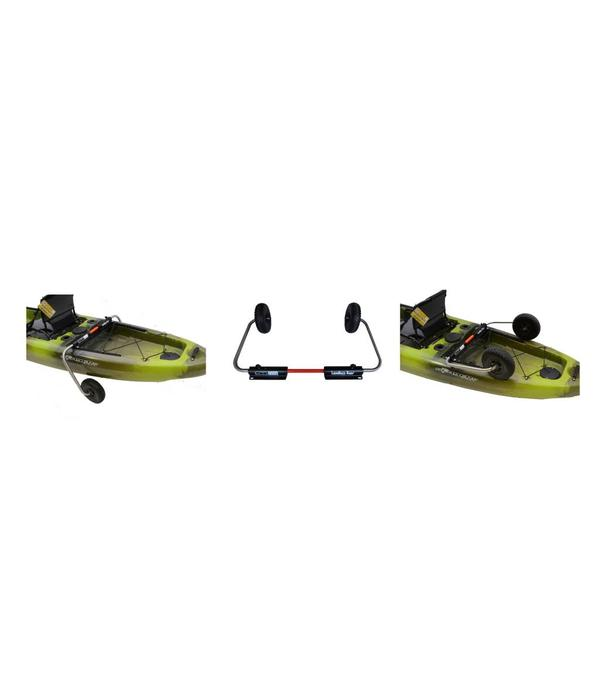 BooneDox Landing Gear With Tuff Tires (Native Watercraft)