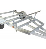 Malone MegaSport Kayak Trailer w/86'' Load Bars