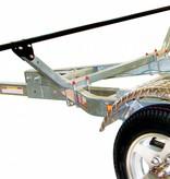 Malone MicroSportXT w/Alum Wheels-Fenders & Retr. Tongue