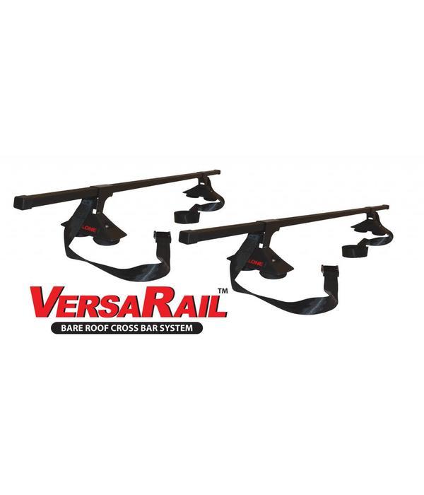 Malone VersaRail Bare Roof Cross Rail System