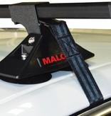 Malone Single VersaRail Bare Roof Cross Rail (58'')
