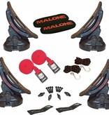 Malone Saddle Up Pro (set of 4)