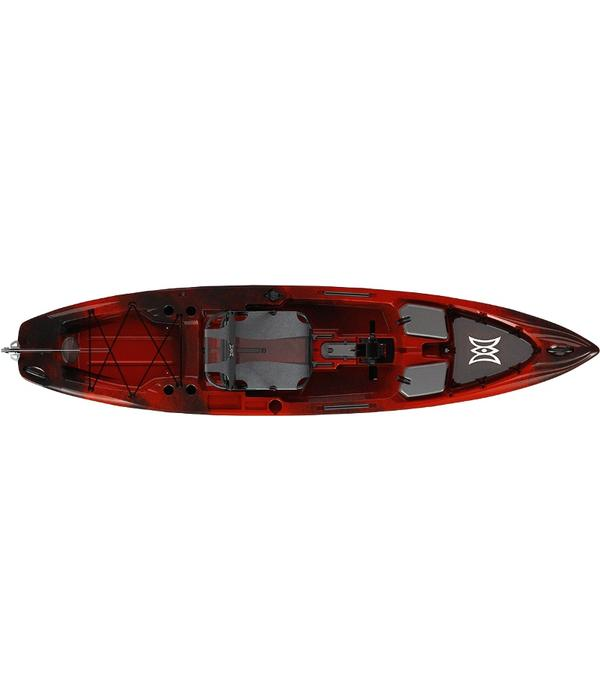 Perception (DEMO) 2017 Pescador Pilot 12 Red Tiger Camo