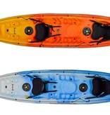 Viking Kayaks Kayak 2+1 T Seafoam (Wh/Bl)