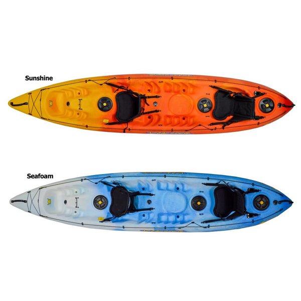 Kayak 2+1 T Seafoam (Wh/Bl)