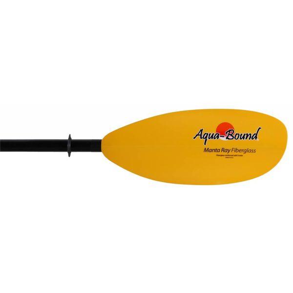 Manta Ray Fiberglass Paddle