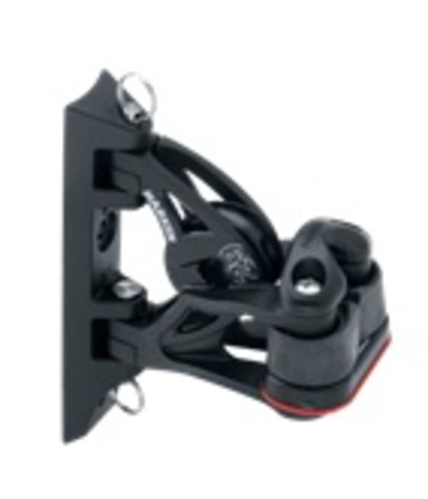 Harken 29mm Carbo Pivoting Lead Block With Carbo Cam (Replaces HAR 291 & HAR 299)