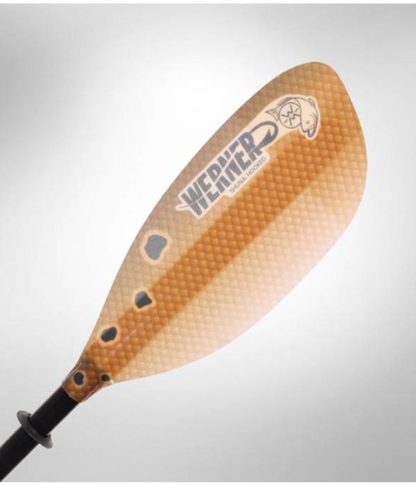 Werner Paddles Shuna Hooked Paddle
