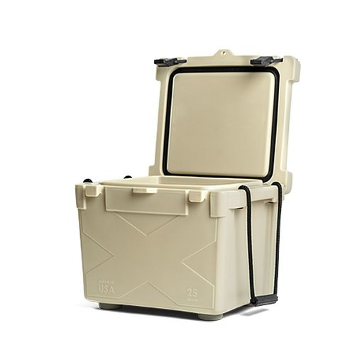 Bison Outdoors 25 QT Hard Cooler