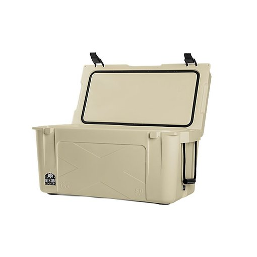 Bison Outdoors 50 QT Hard Cooler