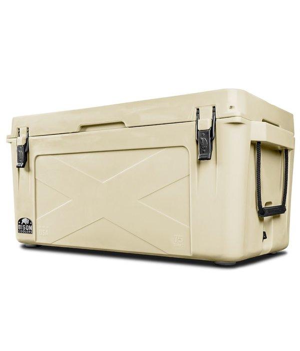 Bison Outdoors 75 QT Hard Cooler