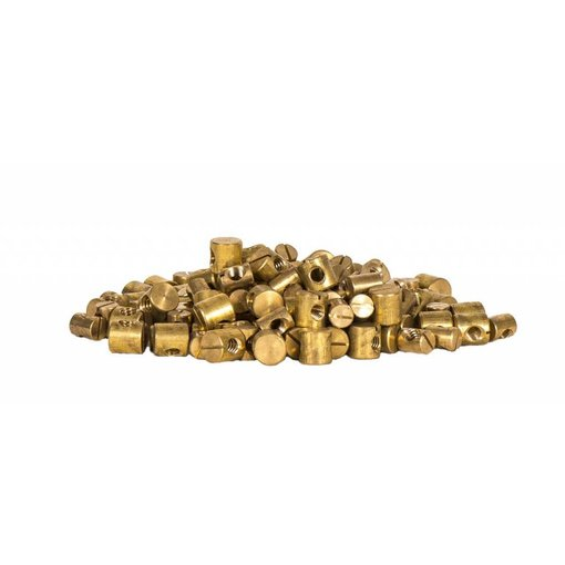 Chinook Brass Insert 6mm - 9mm Diameter