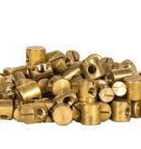 Chinook Brass Insert 6mm Thread x 11mm