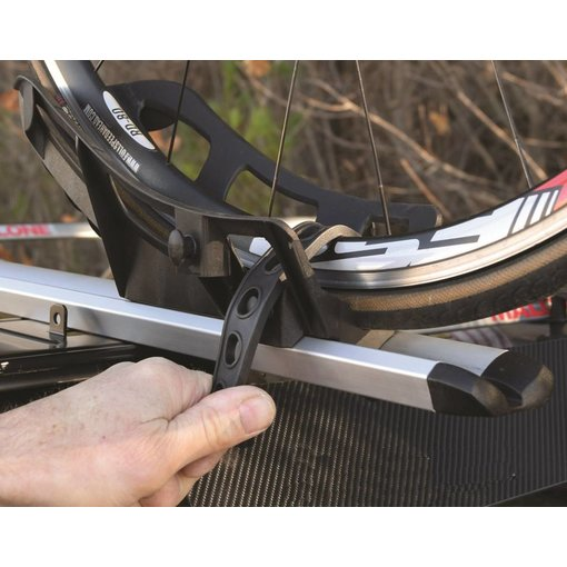 Malone Pilot TC ST - Top of Car Tray Style Bike Carrier