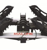 Malone Pilot HM2 Solo - Hitch Mount Platform 2 Bike Carrier (1.25'' & 2'')