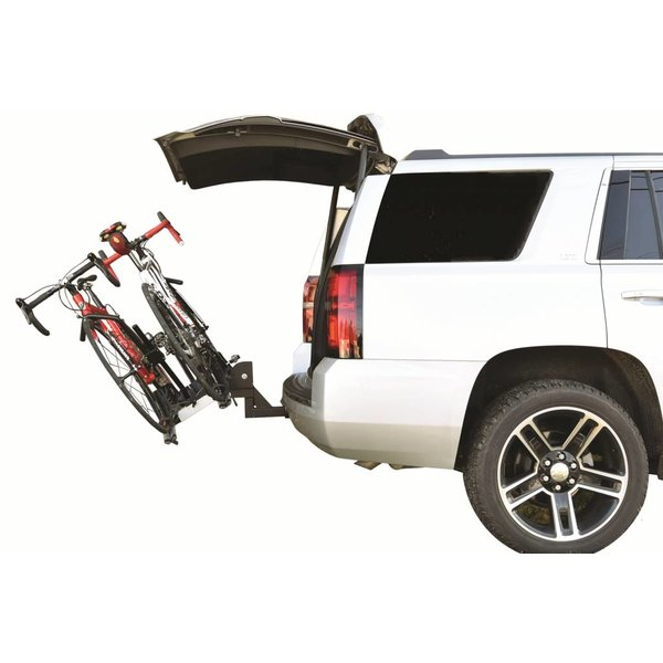 Pilot HM2 - Hitch Mount Platform Expandable 2 Bike Carrier (2'')