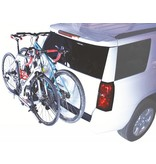 Malone Pilot HM2 - Hitch Mount Platform Expandable 2 Bike Carrier (2'')