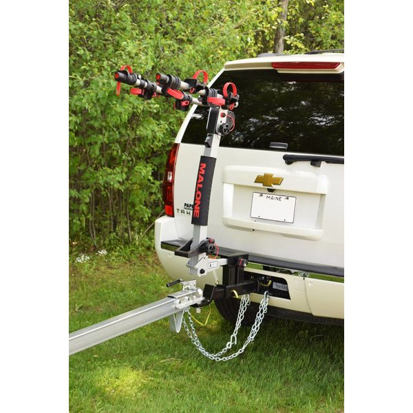 Hanger HM4 - Hitch Mount 4 Bike Carrier (1.25'' & 2'')