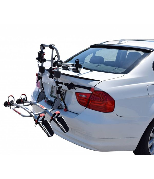 Malone Pilot BC2 - Back of Car Platform 2 Bike Carrier