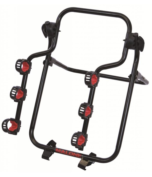 Malone Runway Spare T3 - Spare Tire Mount 3 Bike Carrier