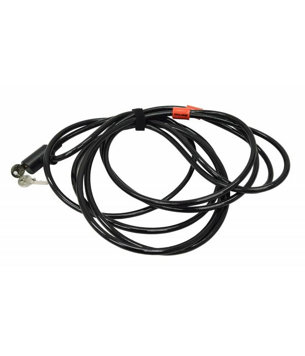 Malone Lariat-Rec/Tandem, 65'' Cable Lock for Rec & Tandem Kayak