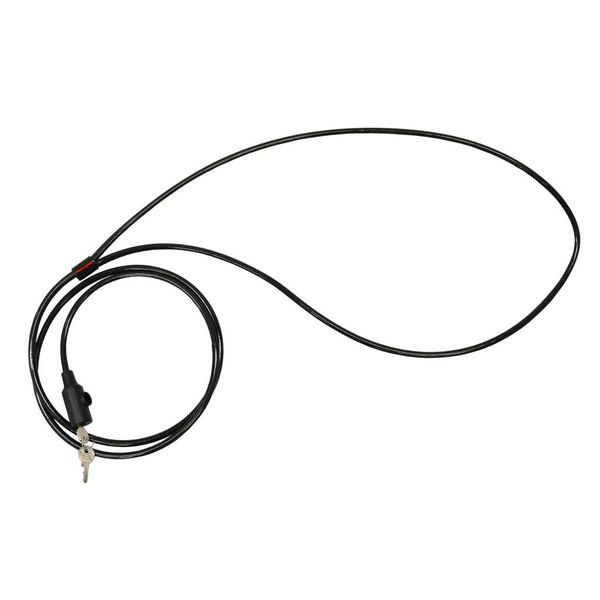 Lariat-Touring, 70'' Cable Lock for Touring Kayak