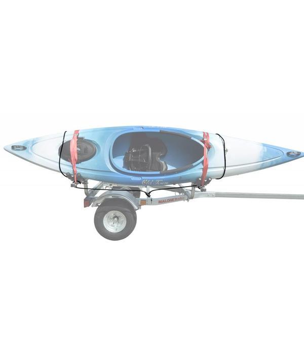 Malone Lariat-Touring, 70'' Cable Lock for Touring Kayak