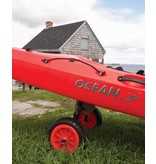 Malone Xpress Scupper Kayak Cart (with no-flat tires)