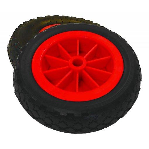 Malone Airless No Flat Wheels 3'' X 10'' (set of 2)