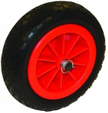 Malone Airless No Flat Wheels 3'' X 10'' (set of 2)