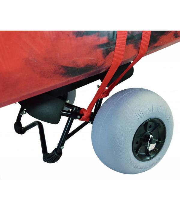 Malone BeachHauler 250 - Soft Terrain Heavy Duty Boat Cart With Bunks
