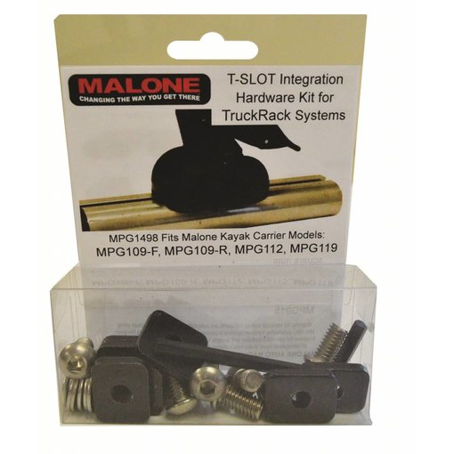 Malone T-Slot for Truck Racks