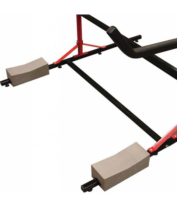 Malone FS Rack Foam Kayak Blocks (1 set)