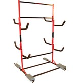 Malone FS Rack 6 Kayak Storage