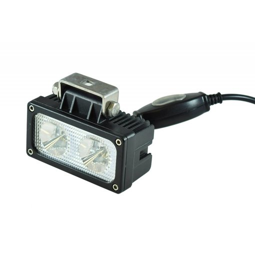 Malone MegaSport Flood Light (hard wired version)