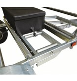 Malone MegaSport Storage Drawer With Rollers, Wheels & Hardware