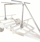 Malone MegaSport 2nd Tier Kit with Load Bars
