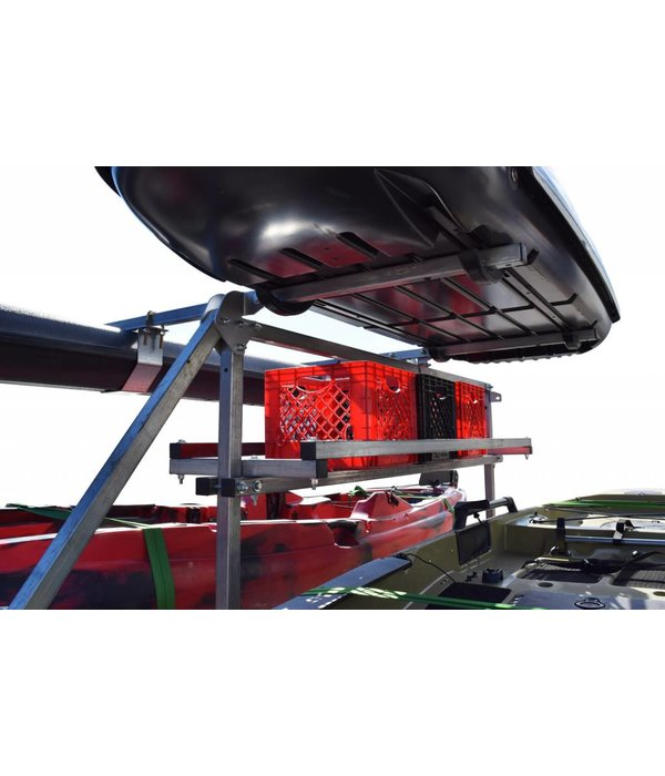 Malone MegaSport Milk Crate Cage w/ Mounting Hardware