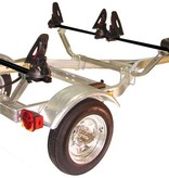 Malone MicroSport Trailer, 1-Spare Tire Kit, 2-Saddle Up Pro