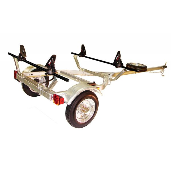 MicroSport Trailer, 1-Spare Tire Kit, 1 - Saddle Up Pro
